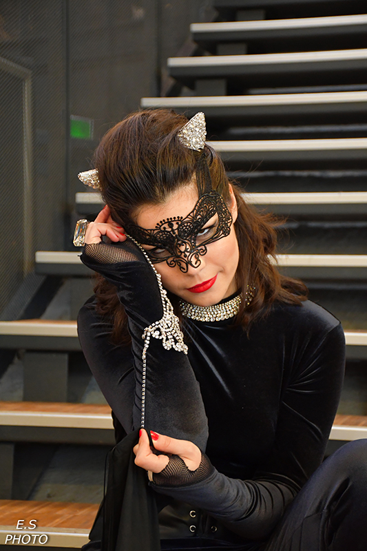 catwoman cosplay il était une fois made in france dc comics photo portrait shooting photographes costume batman