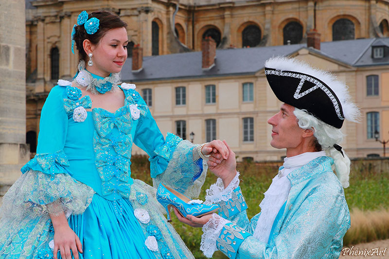 cendrillon princesse pantoufle prince costumes photos meet up photographes made in france