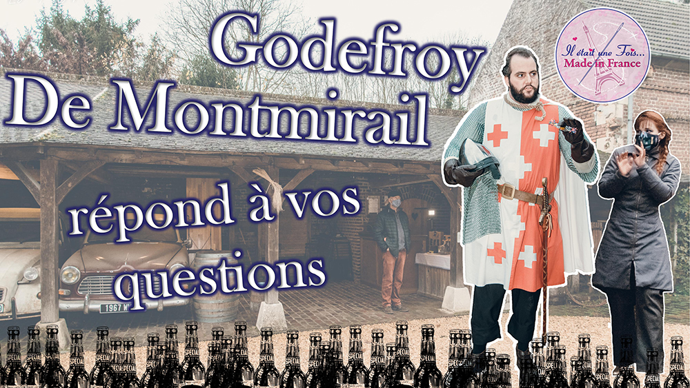 spectacle digital godefroy de montmirail il etait une fois made in france