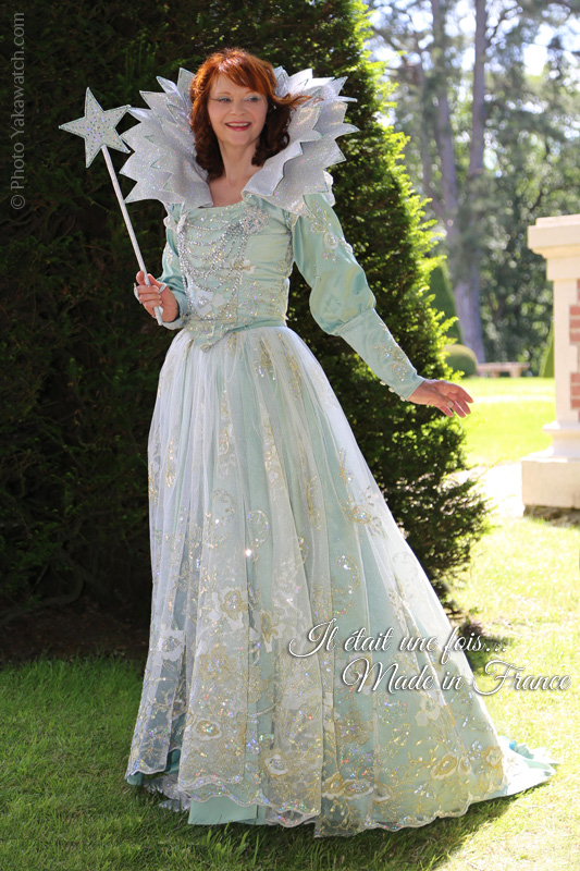 costume feerique fee madeinfrance 3384